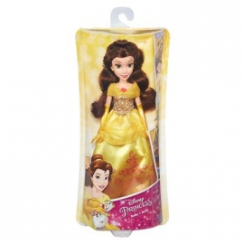 Hasbro - Disney Prinzessin - Schimmerglanz Belle