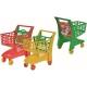 Simba - Funny Shopper Einkaufswagen, 3-sort.