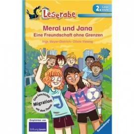 Ravensburger Buch - Leserabe - 2. Lesestufe: Meral und Jana