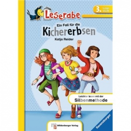 Ravensburger Buch - Leserabe - Ein Fall für die Kichererbsen, 3. Klasse