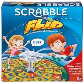 Mattel Games - Scrabble Flip