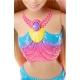 Mattel - Barbie - 4 Königreiche - Barbie Regenbogenlicht-Meerjungfrau