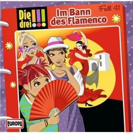 Europa - Die drei !!! CD Im Bann des Flamenco, Folge 41
