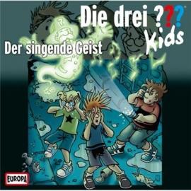 Europa - Die drei ??? Kids CD Der singende Geist, Folge 49