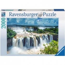 Ravensburger Puzzle - Wasserfälle von Iguazu, Brasilien, 2000 Teile