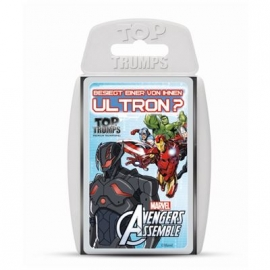 Winning Moves - Top Trumps Avengers Assemble