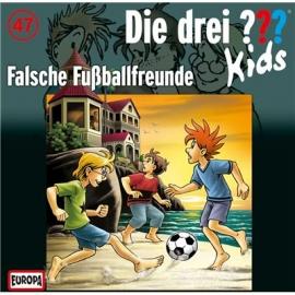 Europa - Die drei ??? Kids CD Falsche Fußball-Freunde, Folge 47
