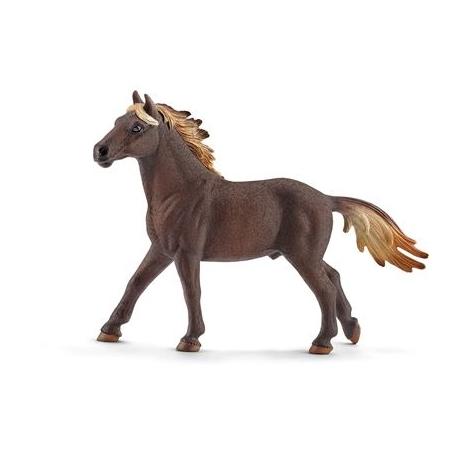 Schleich - World of Nature - Farm Life - Pferde - Mustang Hengst