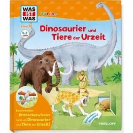 Tessloff - Was ist Was Junior - Dinosaurier und Tiere der Urzeit