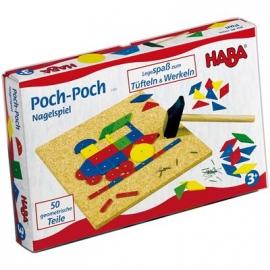 HABA - Nagelspiel Poch Poch