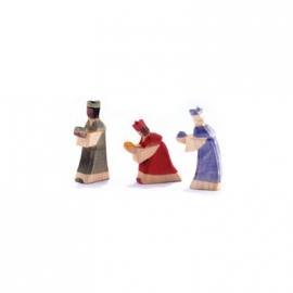 Königsgruppe, 3-teilig - Minis mit Geschenkkiste