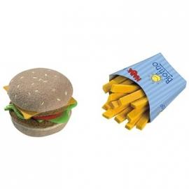 HABA - Biofino - Hamburger mit Pommes