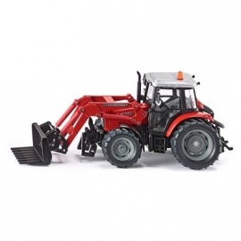 SIKU Farmer - Traktor mit Frontladergabel