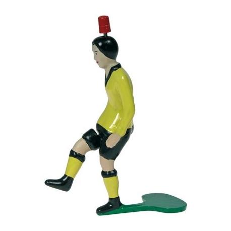 Tipp-Kick Kicker, gelb