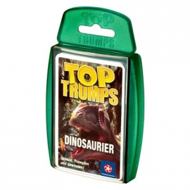 Winning Moves - Top Trumps Dinosaurier