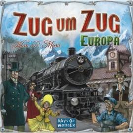 Days of Wonder - Zug um Zug Europa