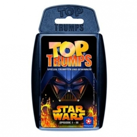 Winning Moves - Top Trumps Star Wars™ Episode I - III