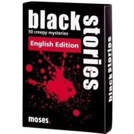 moses. - Black Stories 1 [englischsprachige Version]