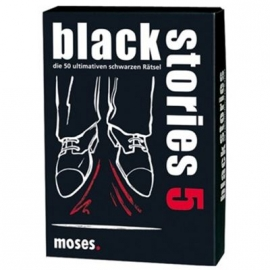 moses. - Black Stories 5