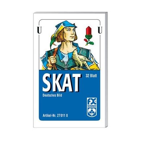 Ravensburger Spiel - Skat - deutsches Bild - Faltschachtel