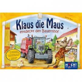 Huch - Klaus die Maus entdeckt den Bauernhof