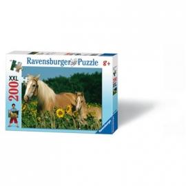 Ravensburger Puzzle - Pferdeglück, 200 Teile