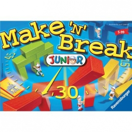 Ravensburger Spiel - Make 'N' Break Junior