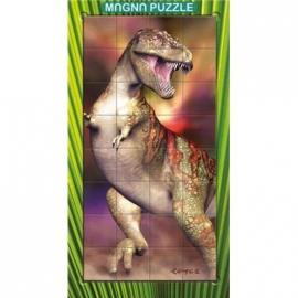 Piatnik - 3D Magna Puzzle T - Rex, 32 Teile