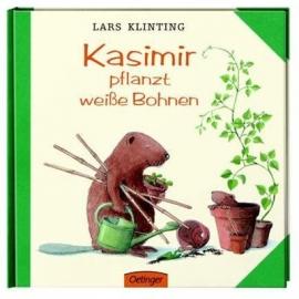 Oetinger - Kasimir pflanzt weiße Bohnen