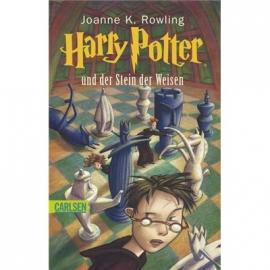Harry Potter und der Stein der Weisen - Band 1 (Taschenbuch)