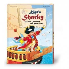 Coppenrath - Capt'n Sharky und das Geheimnis der Schatzinsel