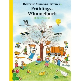 Frühlings-Wimmelbuch MIDI