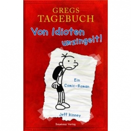 Baumhaus - Gregs Tagebuch 1: Von Idioten umzingelt