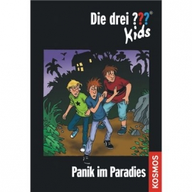 KOSMOS - Die drei ??? Kids - Panik im Paradies, Band 1