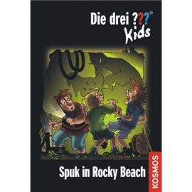 KOSMOS - Die drei ??? Kids - Spuk in Rocky Beach, Band 10