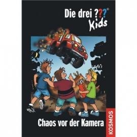 KOSMOS - Die drei ??? Kids - Chaos vor der Kamera, Band 4