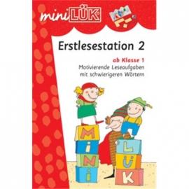 miniLÜK - Erstlesestation 2