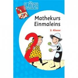 LÜK - Mathekurs 1x1 ab 2.Klasse