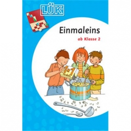 LÜK - Einmaleins
