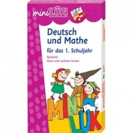 miniLÜK - Set Deutsch u. Mathe 1.Klasse
