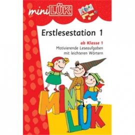 miniLÜK - Erstlesestation 1