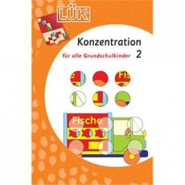 LÜK - Konzentration Grundschulkinder 2