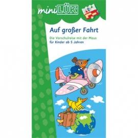 miniLÜK - Auf großer Fahrt mit der Maus