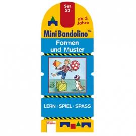 Arena Verlag - Mini Bandolino - Set 53: Formen und Muster