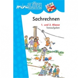 miniLÜK - Sachrechnen 1
