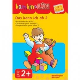 bambinoLÜK - Das kann ich mit 2