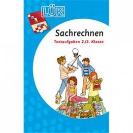 LÜK - Sachrechnen 2./3. Klasse