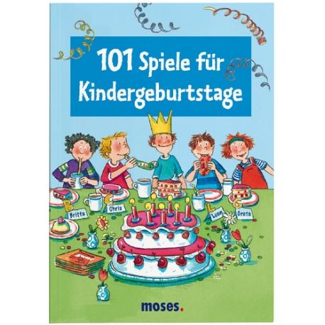 101 Spiele fuer Kindergeburts