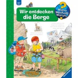 Ravensburger Buch - Wieso? Weshalb? Warum? - Wir entdecken die Berge