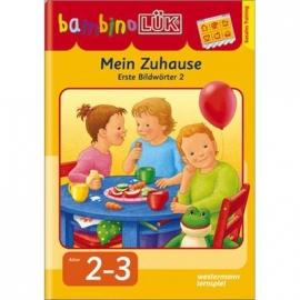 bambinoLÜK - Mein Zuhause